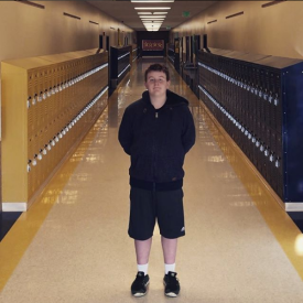 """""""I think it'd be awesome to travel to a German castle. They're pretty cool. Also, I like to eat mustard."""" - Jensen Webb, freshman"""